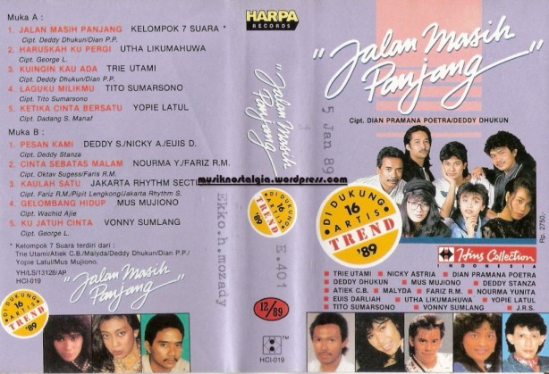 Artis 1989_Album Jalan Masih Panjang_edited