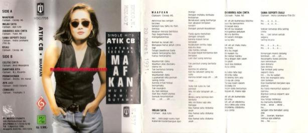 Atiek CB_Album Maafkan_edited