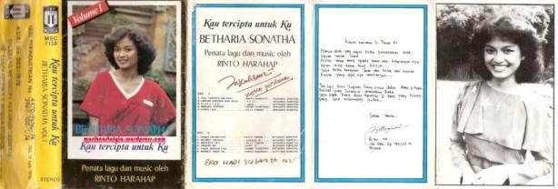 Betharia Sonata_Album Kau Tercipta Untukku_edited