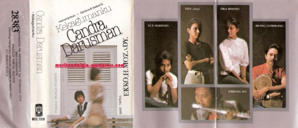 Chandra Darusman_Album Kekagumanku_edited
