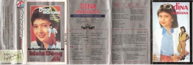 Dina Mariana_Album Malu Dong Ah_edited