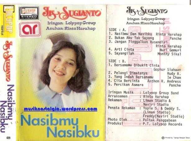 Iis Sugianto_Album Nasibmu Nasibku_edited