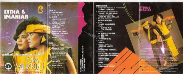 Lydia_Imaniar Noorsaid_Album Dia Milikku_edited