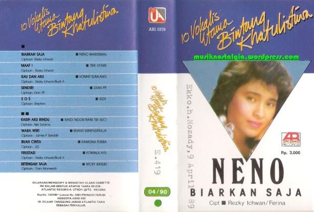 Neno Warisman_Album Biarkan Saja_edited