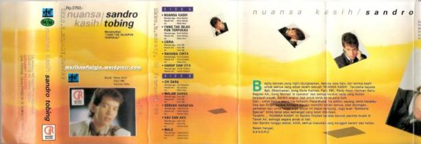 Sandro Tobing_Album Nuansa Kasih_edited