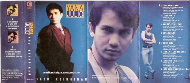 Yana Julio_Album Satu Keinginan_edited